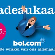 Bol.com cadeaukaart ter waarde van € 175,- bij Essent!