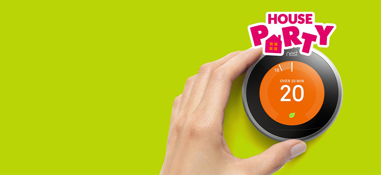 Nest Learning Thermostat voor slechts €99,- met gratis installatie bij Essent