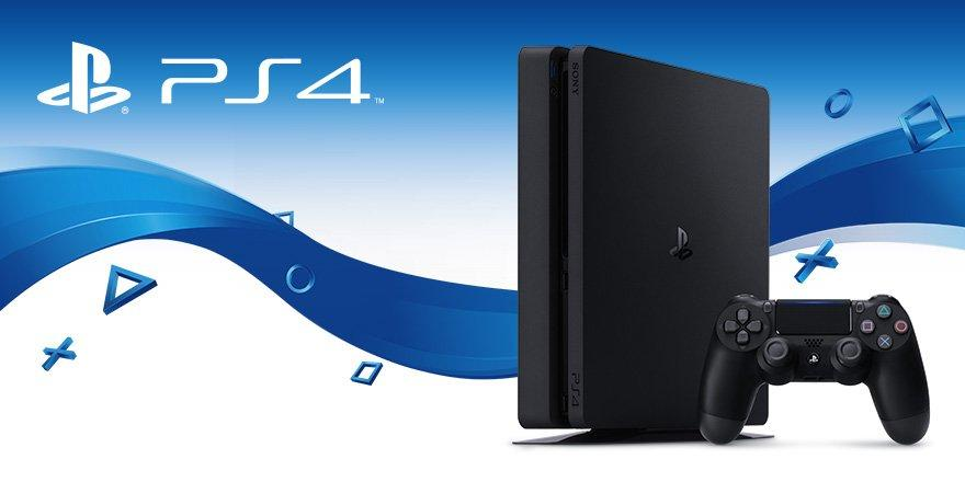 Playstation 4 Slim 500GB GRATIS bij Essent!